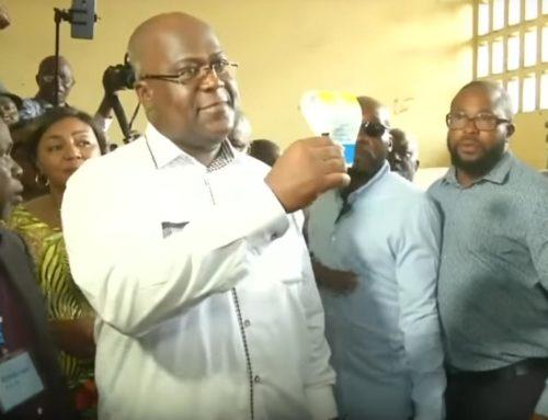 Ανακηρύχθηκε ο νέος πρόεδρος της Λ.Δ. Κονγκό