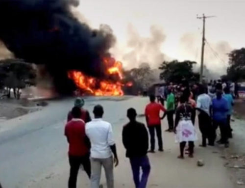 Φονική έκρηξη βυτιοφόρου στην Ουγκάντα