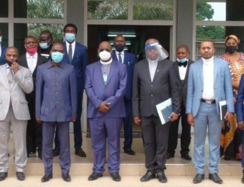 RDC: le nouveau représentant de l'église Orthodoxe officiellement présenté à la plateforme des confessions religieuses
