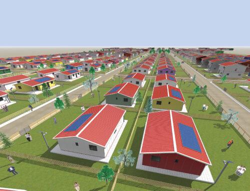 Η Pespa Africa Houses Ltd. υλοποίησε project κατοικιών για Δικαστικούς στη Κένυα